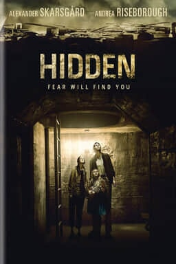 Hidden - Key Art