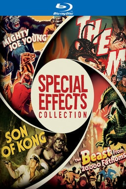 Special Effects Collection - Key Art