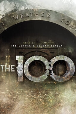 The 100: Season 2 - Key Art