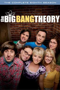 The Big Bang Theory: Season 8 - Key Art