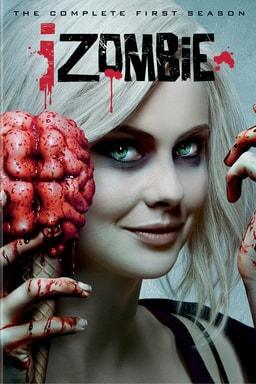 iZombie: Season 1 - Key Art