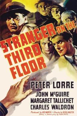 Stranger on the Third Floor - Key Art