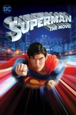 Superman: The Movie keyart