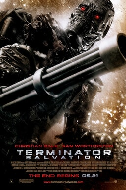 Terminator Salvation - Key Art