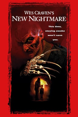 Wes Craven's New Nightmare keyart