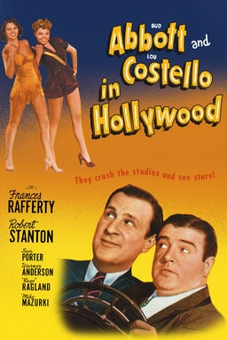 Abbott and Costello in Hollywood keyart