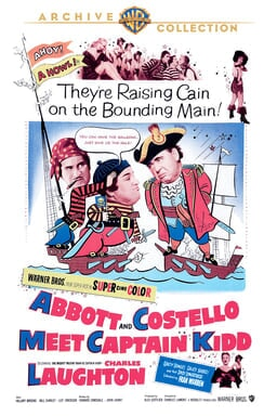 Abbott and Costello Meet Captain Kidd keyart