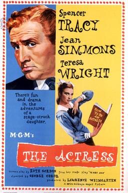 The Actress keyart
