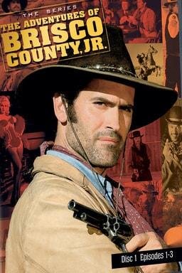 Adventures of Brisco County Jr: Complete Series keyart