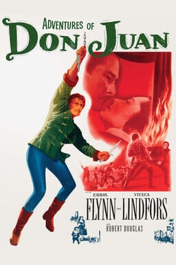 Adventures of Don Juan keyart