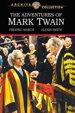 Adventures of Mark Twain keyart