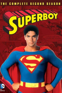 Adventures of Superboy: Season 2 keyart