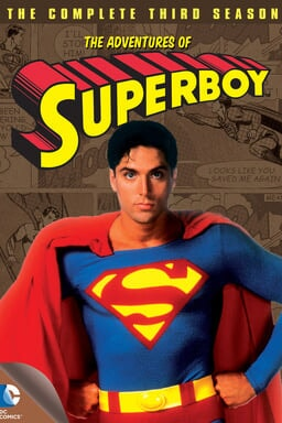 Adventures of Superboy: Season 3 keyart