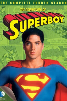 Adventures of Superboy: Season 4 keyart