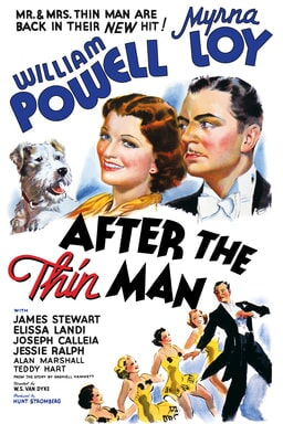 After the Thin Man keyart