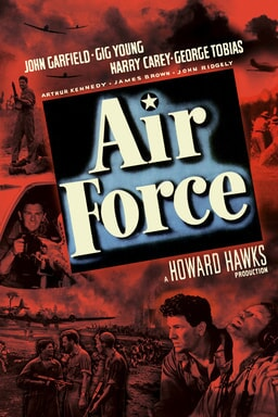 Air Force keyart