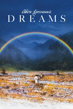Akira Kurosawas Dreams keyart