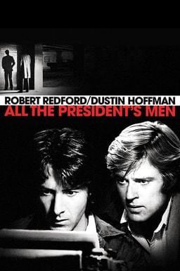 All the Presidents Men keyart