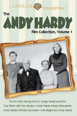 Andy Hardy Film Collection, Volume 1 keyart