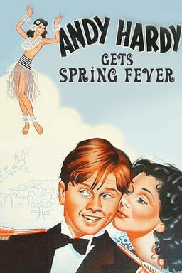 Andy Hardy Gets Spring Fever keyart