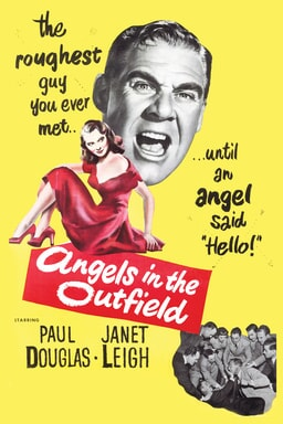 Angels in the Outfield keyart