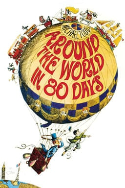 Around the World in 80 Days keyart