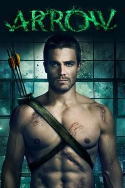 Arrow: Season 1 keyart