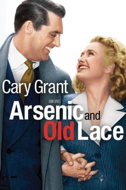 Arsenic and Old Lace keyart