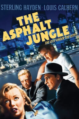 Asphalt Jungle keyart