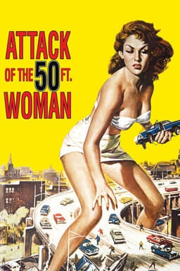 Attack of the 50 Ft. Woman keyart