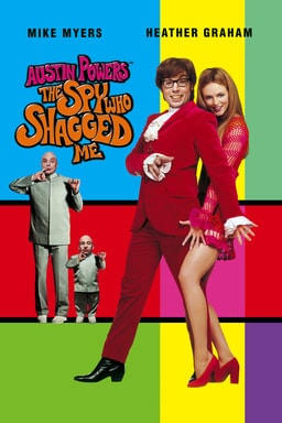 Austin Powers: the Spy Who Shagged Me keyart