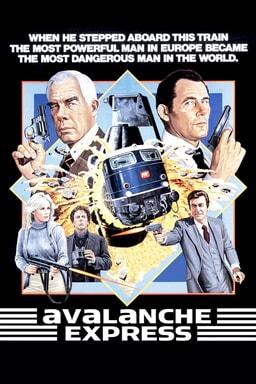Avalanche Express keyart