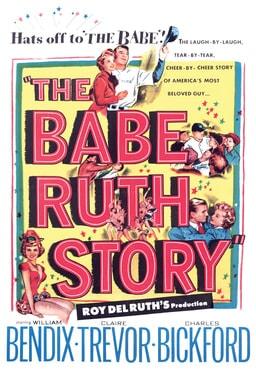 Babe Ruth Story keyart