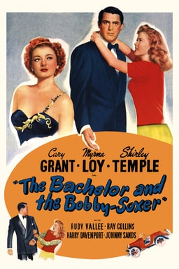 Bachelor and the Bobby Soxer keyart