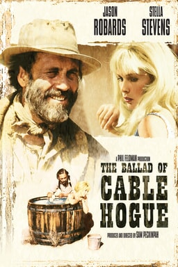 Ballad of Cable Hogue keyart