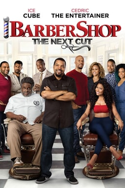 barbershop the next cut on digital hd and blu-ray and dvd