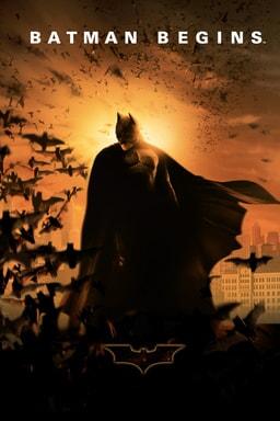 Batman Begins keyart