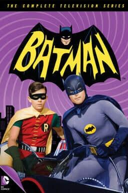 Batman Complete Series keyart