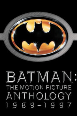 Batman: the Motion Picture Anthology keyart