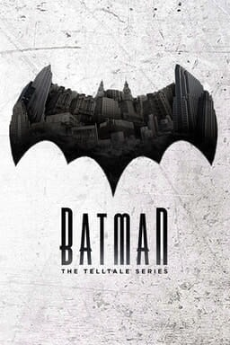 Batman: The Telltale Series official logo