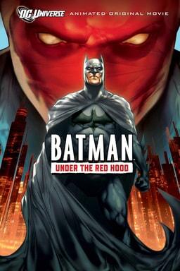 Batman: Under the Red Hood keyart