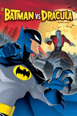 Batman vs Dracula keyart