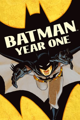 Batman: Year One keyart