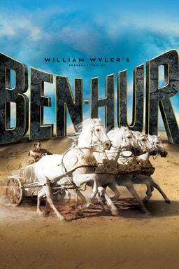 Ben-Hur (1959) Keyart
