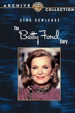 Betty Ford Story keyart