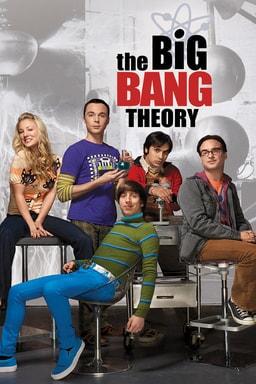Big Bang Theory: Season 3 keyart