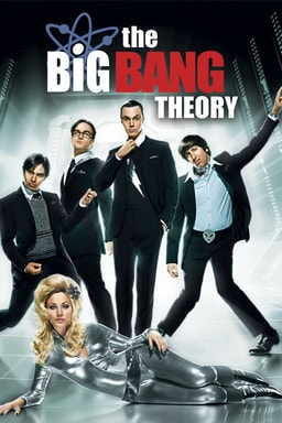 Big Bang Theory: Season 4 keyart
