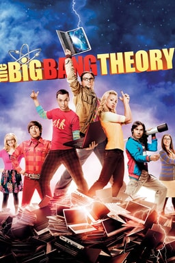 Big Bang Theory: Season 5 keyart
