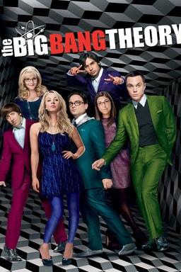 Big Bang Theory: Season 6 keyart