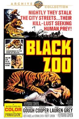 Black Zoo keyart